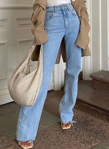 Jeansy Arilook w stylu casual