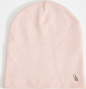 Różowa czapka Mohito