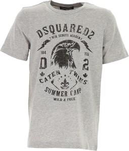Koszulka dziecięca Dsquared2 z krótkim rękawem