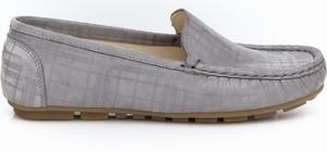 Półbuty Zapato z nubuku