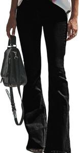 Czarne spodnie Sandbella