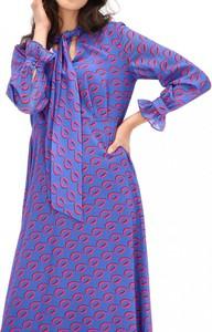 Niebieska sukienka Ella Boo