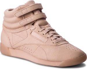 c60eda83 Sneakersy Reebok w sportowym stylu sznurowane na koturnie