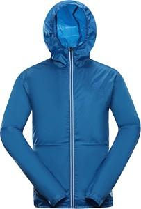 Niebieska kurtka Lavard