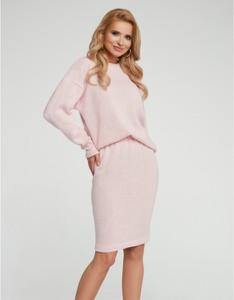Różowa spódnica Maare