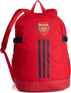 Czerwony plecak Adidas