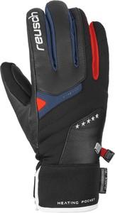 Czarne rękawiczki Reusch
