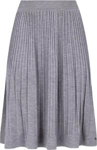 Spódnica Calvin Klein w stylu casual midi z wełny
