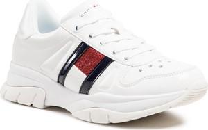 Buty sportowe Tommy Hilfiger w sportowym stylu