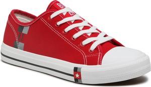 Trampki BIG STAR - HH174325 Red