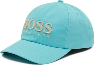 Niebieska czapka Hugo Boss