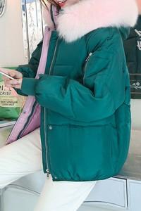 Zielona kurtka IVET