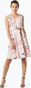 Sukienka comma, bez rękawów midi w stylu casual