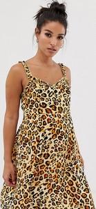 Sukienka New Look Maternity z dekoltem w kształcie litery v