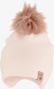 Różowa czapka Iltom