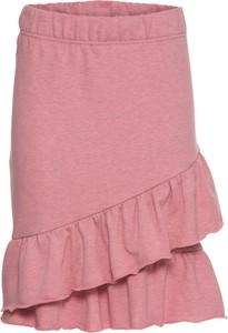 Różowa spódnica bonprix RAINBOW