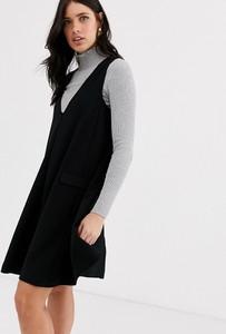 Czarna sukienka Y.A.S mini