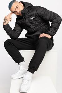 Czarna kurtka Prosto. krótka