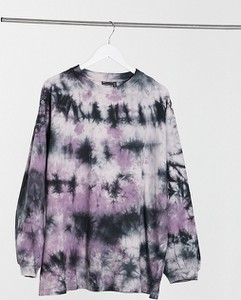 T-shirt Asos z długim rękawem