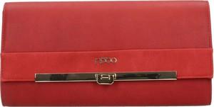 Czerwona torebka NOBO matowa do ręki mała