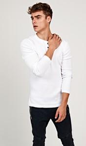 Koszulka z długim rękawem Gate z krótkim rękawem z bawełny
