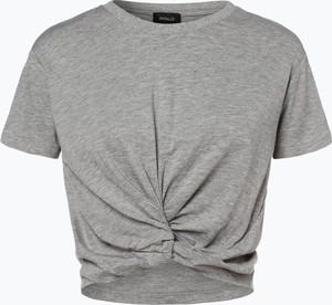 T-shirt Aygill`s z okrągłym dekoltem