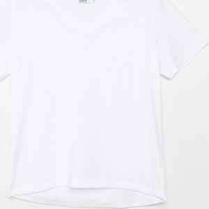 T-shirt Cropp z krótkim rękawem w stylu casual