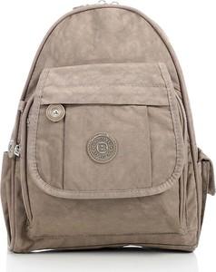 Brązowy plecak Bag Street