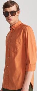 Pomarańczowa koszula Reserved