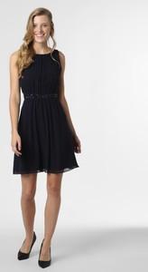Niebieska sukienka Marie Lund mini