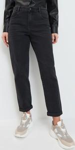 Czarne jeansy Mohito w stylu casual