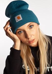 Niebieska czapka Carhartt WIP