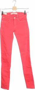 Różowe jeansy Wrangler