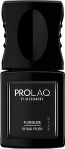 LAKIER HYBRYDOWY PROLAQ 102 PLAIN BLACK 8 ML alessandro