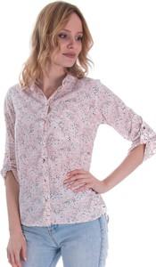 Bluzka Should Be z długim rękawem z okrągłym dekoltem w stylu casual
