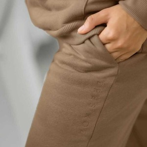 Spodnie sportowe Dreskod z bawełny