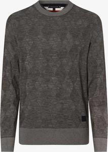 Sweter Tommy Hilfiger w geometryczne wzory