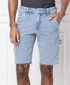 Niebieskie spodenki Tommy Jeans