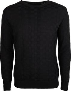 Czarny sweter Xagon z tkaniny w stylu casual