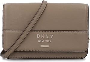 Torebka DKNY ze skóry