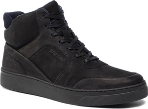 Sneakersy GINO ROSSI - MI08-C652-653-01 Black