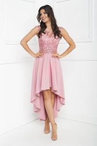 Sukienka Marcelini gorsetowa z tiulu