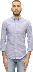 Koszula POLO RALPH LAUREN z bawełny z długim rękawem w stylu casual