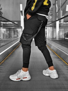 Spodnie Duuf w młodzieżowym stylu