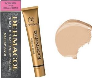 Dermacol Make-Up Cover | Podkład kryjący - kolor 210 - 30g - Wysyłka w 24H!