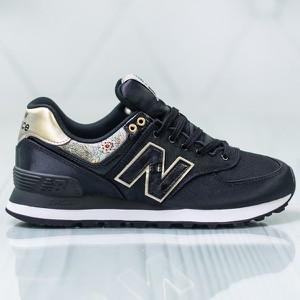 Buty sportowe New Balance 574 z płaską podeszwą w sportowym stylu