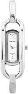 ZEGAREK DAMSKI GINO ROSSI - 6663B (zg551a) silver + BOX - Srebrny