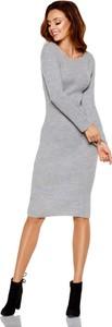 Sukienka Lemoniade midi dopasowana