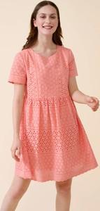Sukienka ORSAY z krótkim rękawem z okrągłym dekoltem