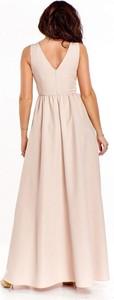 Różowa sukienka Nubile